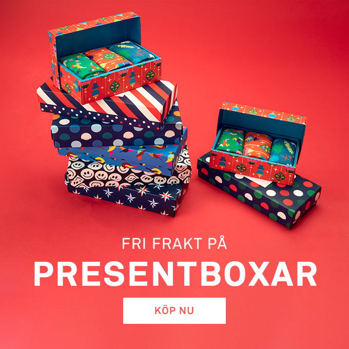 Fri frakt på Presentboxar